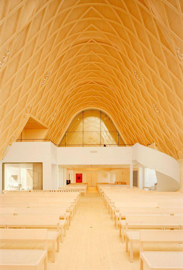 OOPEAA, Jussi Tiainen · Kuokkala Church · Divisare