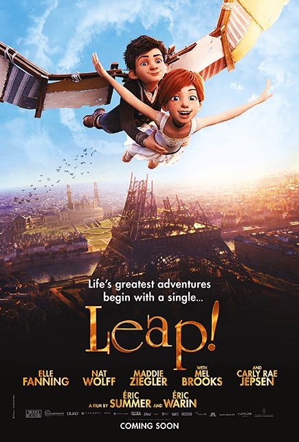 "Watch Leap! ""Ballerina"" (2016) for Free in HD at http://www.streamingtime.net/movie.php?id=186    #movie #streaming #moviestreaming #watchmovies #freemovies"