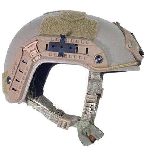 หมวกกันน็อกยุทธวิธีใหม่fmaเดินเรือABS DEสำหรับปืนเพนท์บอลTB815ขี่จักรยานหมวกกันน็อค