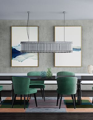 MATHENY CHANDELIER Discover all projects where DelightFULL is present   www.delightfull.eu #livingroomideas #uniqueblog #modernfloorlamps #contemporarylighting #modernhomedecor #interiordesignideas #interiordesignproject #homedesignideas #midcenturystyle #moderndesign #luxurydecor #uniquelamps