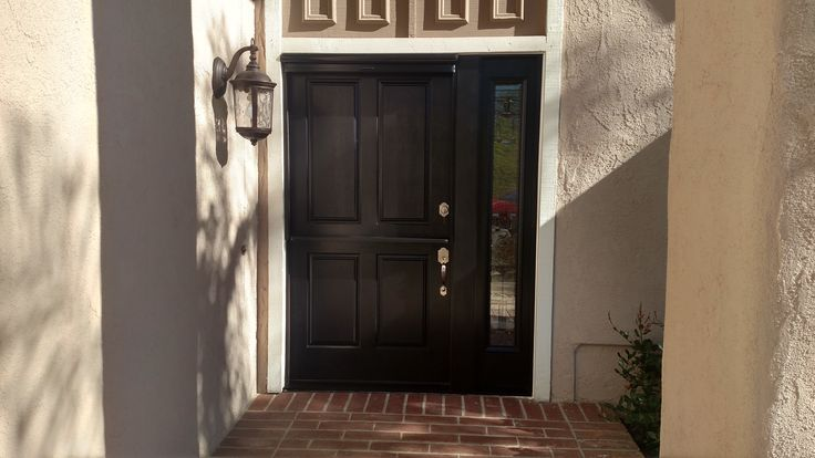 42\u0027\u0027 Dutch door with shelf and pull down screen with matching side light & 13 best 42\u0027\u0027 Entry Doors. images on Pinterest | Entrance doors ...