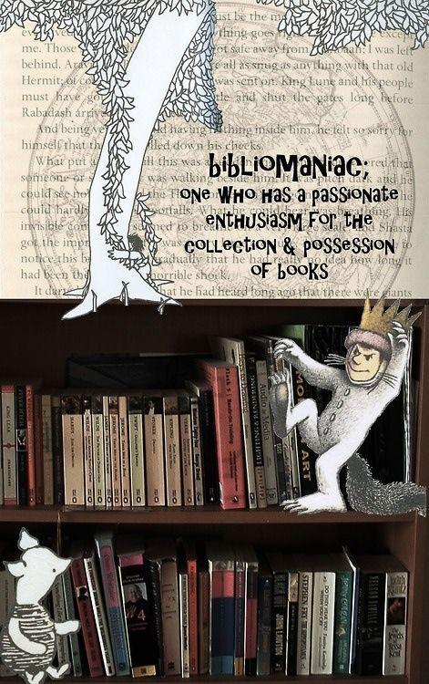 Fun>> I freaking thought that said bilbomaniac. Bilbomaniac: person obsessed with bilbo baggins. *facepalm*
