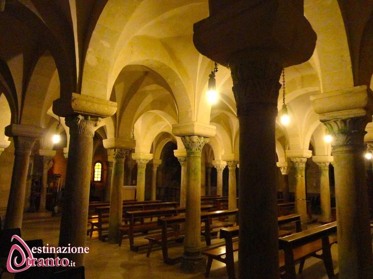 Otranto, Cripta della Cattedrale