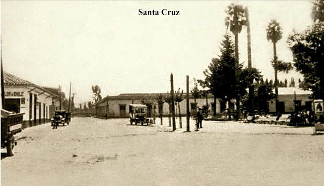 Im genes de chile del 1900 santa cruz fotos antiguas for Santa cruz chile