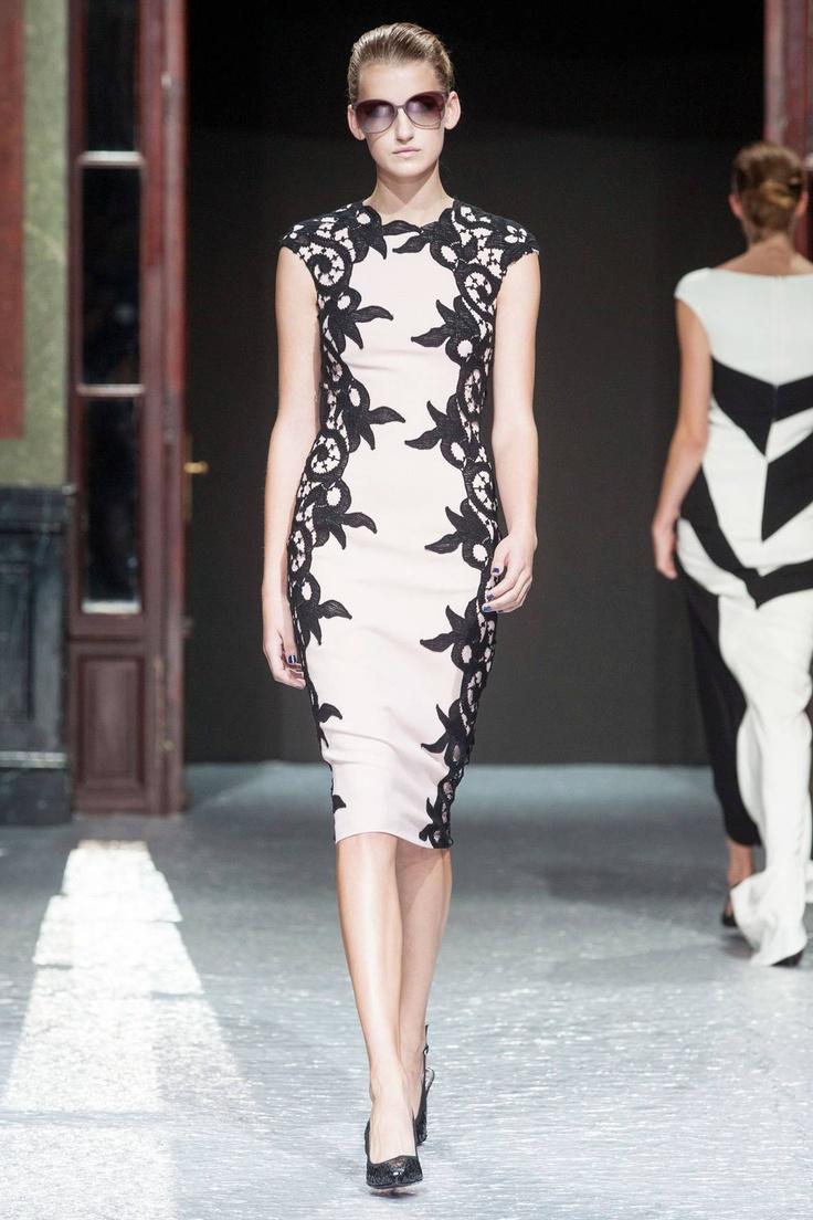 Milos ristic maxi dress
