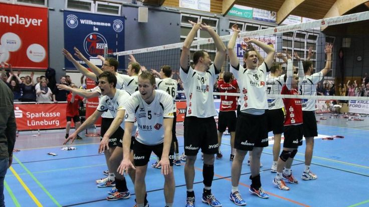 Luneburg vs VCO Berlin Live Volleyball Stream - German Bundesliga