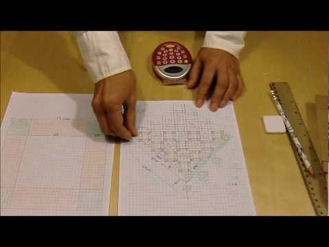 Como crear un patrón en patchwork - Básico / How to create a patchwork pattern - Beginner - YouTube