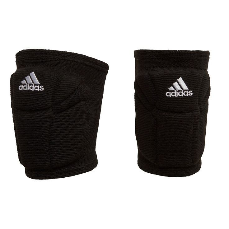 Women S Adidas Elite Volleyball Knee Pads In 2020 Volleyball Knee Pads Adidas Women Knee Pads
