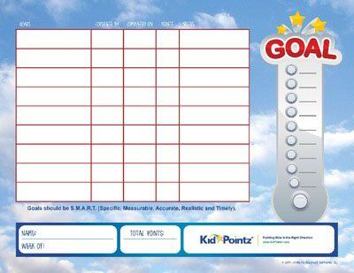 17 Best ideas about Goal Charts on Pinterest   Goal planning ...