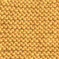 iKnitts: Punto Bobo o Santa Clara / Diccionario de puntos para tejer a dos agujas
