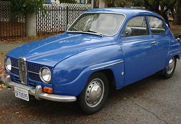 SAAB 96 1969