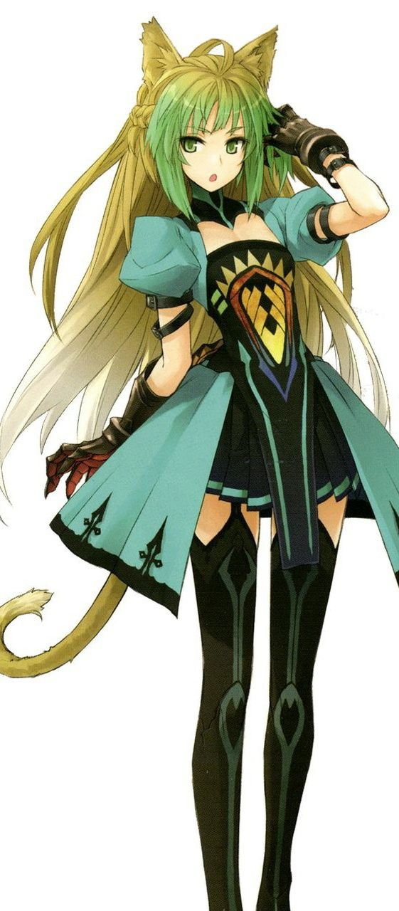 Idea by Alicia Vermeulen on Nekos Anime neko, Cat girl