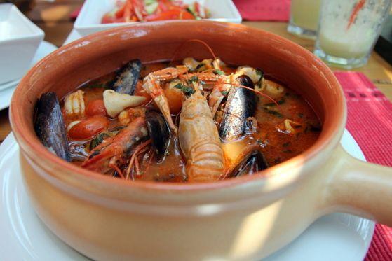 Riviere Supa Fructe De mare