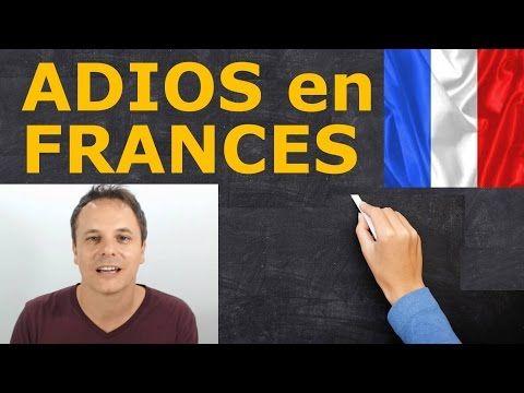 HOLA EN FRANCES - YouTube