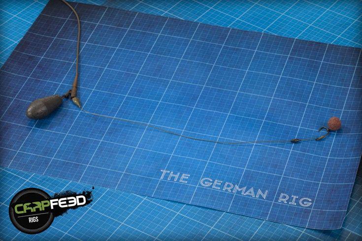 German rig — Carpfeed