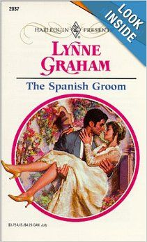 Spanish Groom: Lynne Graham: 9780373120376: Amazon.com: Books