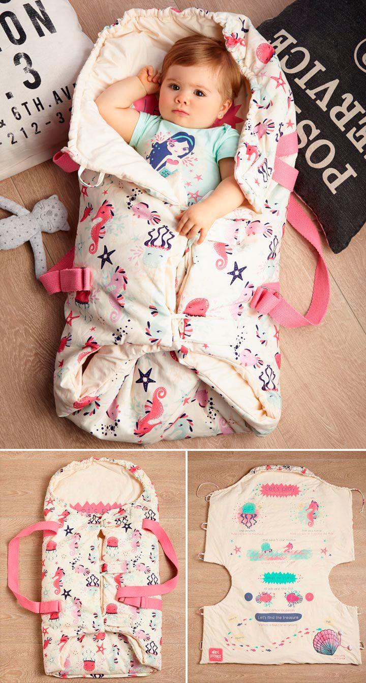 #ABCEarlyLearning Tapete cargador ideal para recorridos cortos y jugar con tu bebé sobre cualquier superficie. #FashionKids #OFFCORSS >> http://www.offcorss.com/newborn