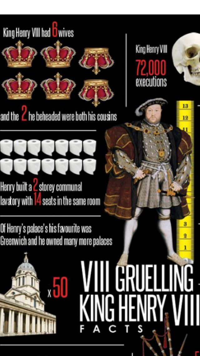 A few facts about Henry the Eighths Vlll ie =( He employed a royal BUM WIPER (who had gr8 power at the Kings court !!)as obviously had 'intimate moments' through the day with this arsehole ( an arsehole in more ways than one )May appear to us as being a CRAPPY job (Jobby even !! ) BUTT - alternative jobs were even worse back in this time period  - jobs such as sweeping effluent all day from numerous streets in heatwaves ( mega smelling then !! ) as NO general sewage system ( except for the…