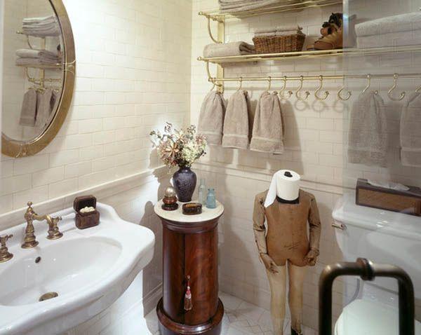 Best Toilet Paper Holders Images On Pinterest Paper Holders - Paper hand towels for bathroom for bathroom decor ideas
