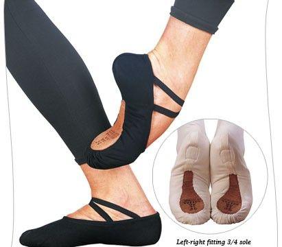 ballet shoes for men - photo #32
