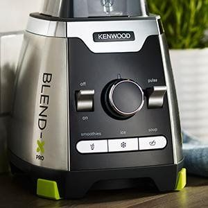 Amazon.de: Kenwood BLP900BK, Küchenmaschine Mixer, 2000 W, schwarz