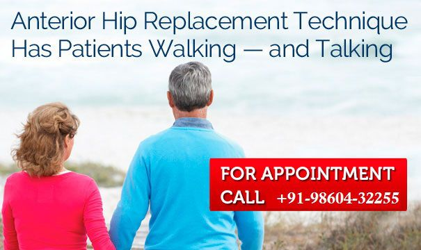 Total Hip Replacement Surgeon in India : Know the Success Rate for Direct…