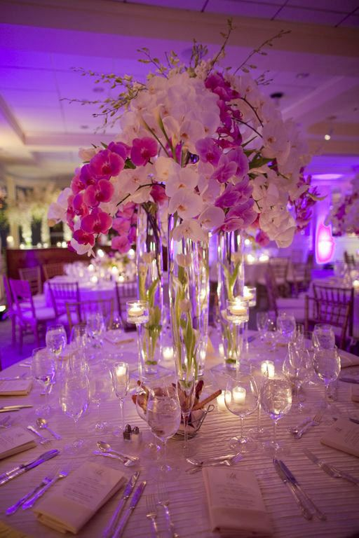Best 25+ White orchid centerpiece ideas on Pinterest | Wedding