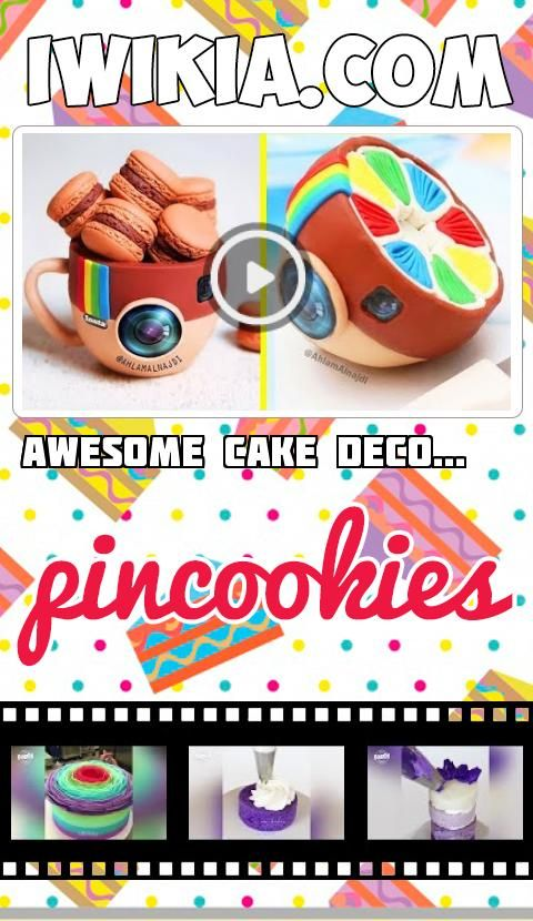 Awesome Cake Decorating Techniques Compilation (Oct) #1 | Cake Style | Most Satisfying Cake Video