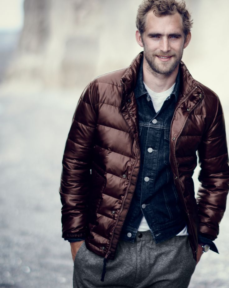 Puffy Down Jacket Jacket To