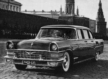 ЗиЛ-111А '1959–62