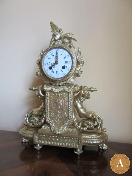 Часы каминные 1855 г.