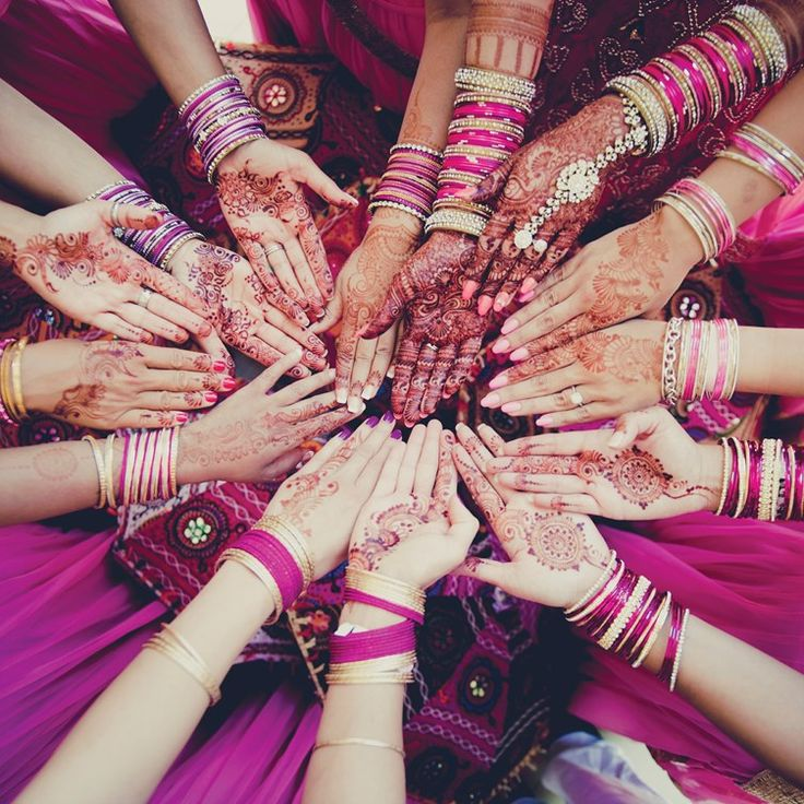 bridal mehndi love | photo by zmolu | hard rock hotels ishq love wedding destination collection