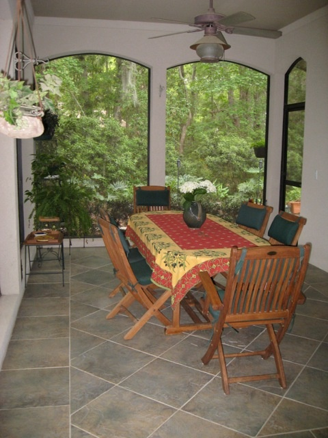 Hilton head island, Screened porches and Patio on Pinterest
