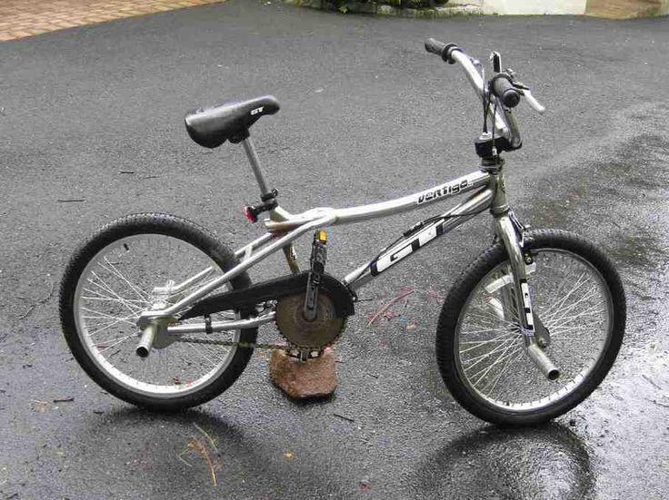 Old GT BMX Bikes