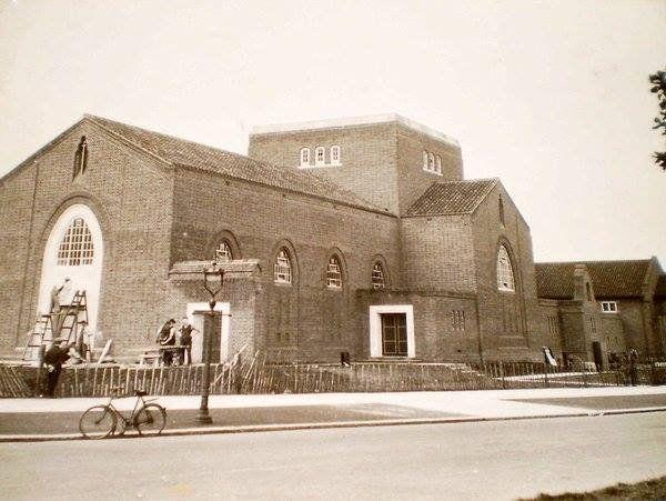St Christopher's Church, Lorenzo Drive - 1932 | Liverpool ...