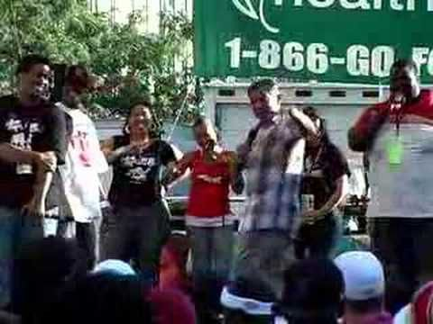 Nicky Cruz - Part 2 - Rap Fest 2006