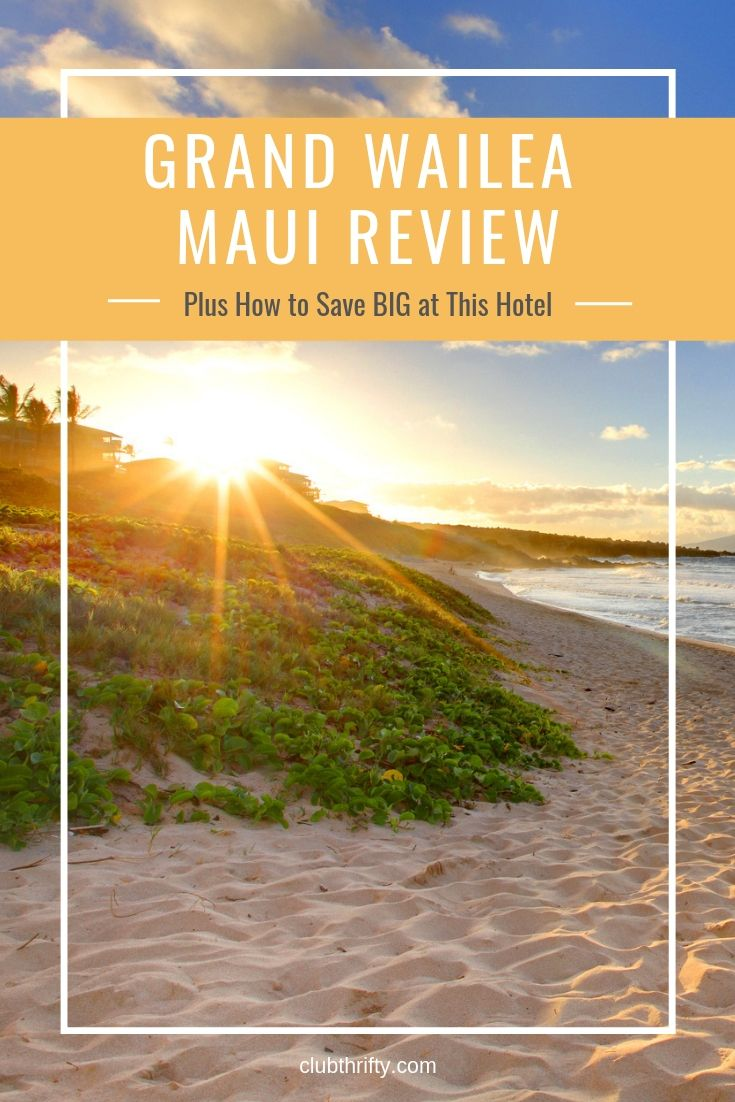 Grand Wailea Maui Review Plus How To Save Big At This Hotel