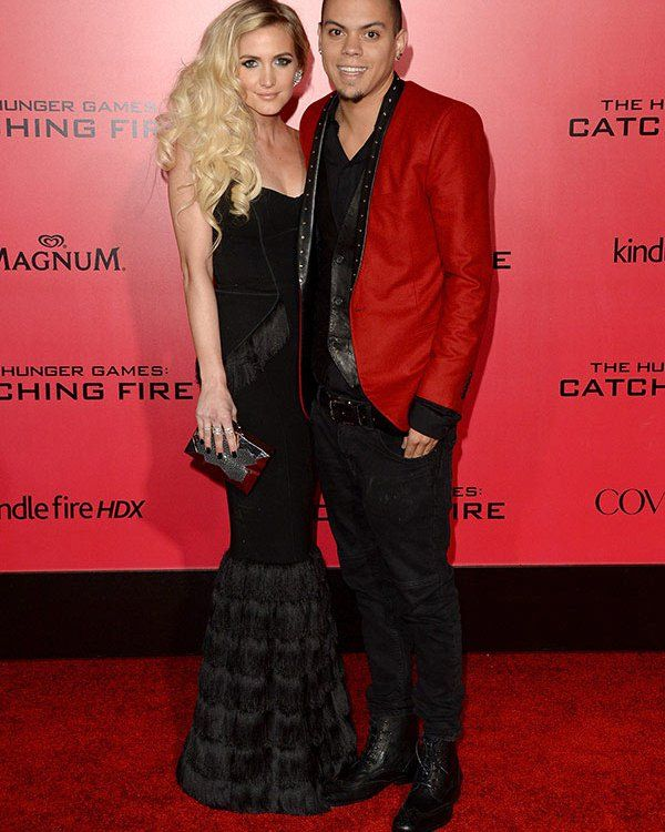 Ashlee Simpson & Evan Ross Married: Couple Weds At Diana Ross' Estate