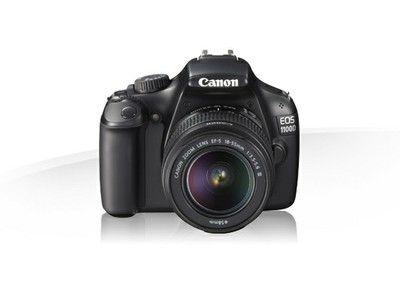 Appareils photos numériques CANON EOS 1100D + EF-S 18-55 IS II d'occasion