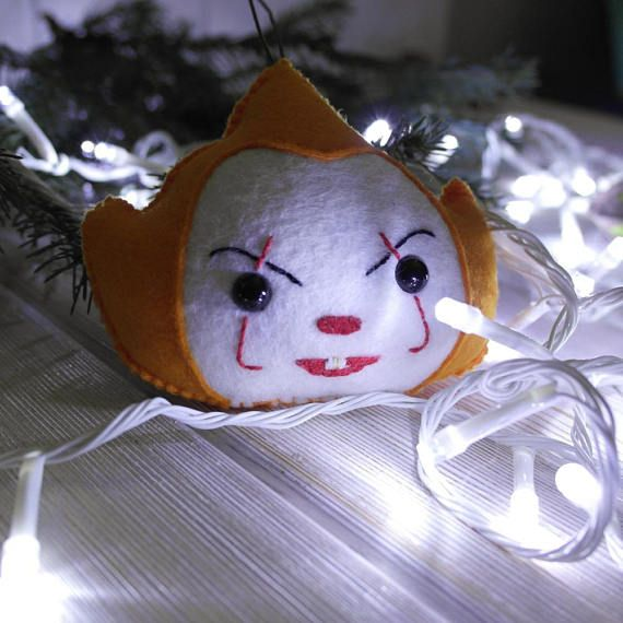Pennywise Ornament Horror