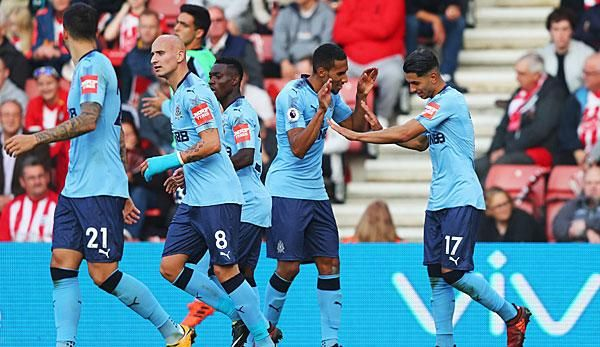 Premier League: Newcastle United steht zum Verkauf