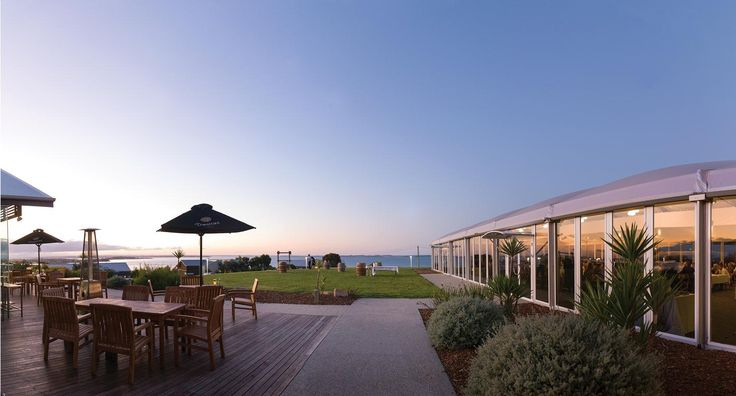 Our Bayview Lawn is perfectly situated next to the stunning Bayview Room for the perfect all-in-one Wedding Location   #silverwaterresort #resortwedding #outdoorceremony #phillipislandwedding #marqueewedding #regionalvictoria #sanremo #phillipisland