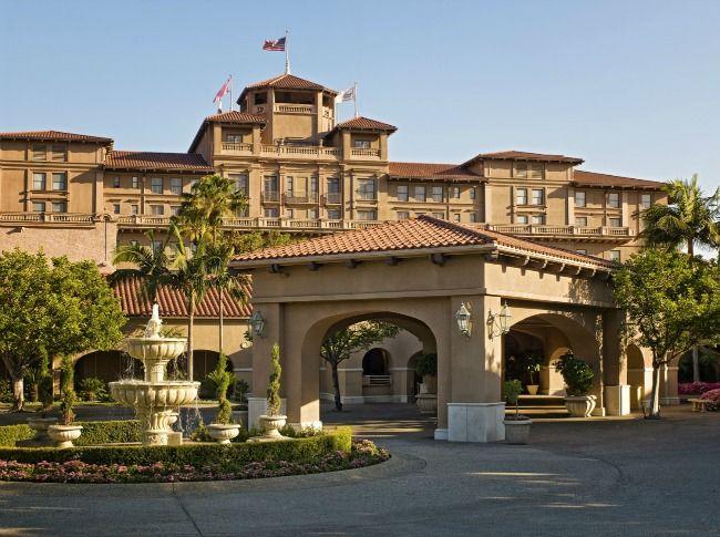 The Langham Huntington Hotel in Pasadena California #DisneyOzEvent #sp