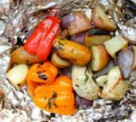easy camping meal ideas chicken hobo dinner   – Campfires Cooking