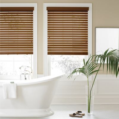 31 Best 2 Quot Brown Faux Wood Blinds Images On Pinterest
