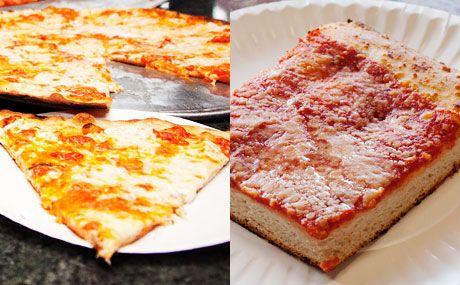 New York Pizza – NYC's Best Pizza Slices – Di Fara, Rosario's Deli, Patsy's and More