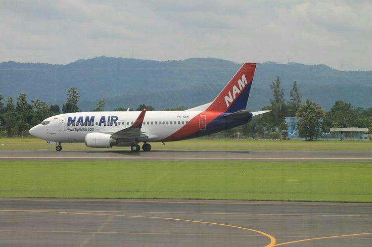 Nam Air B735W