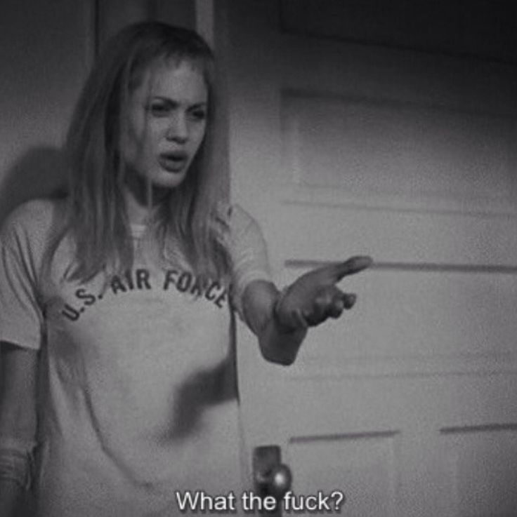 Girl Interrupted...honestly one of my new fav Angelina Jolie movies xD