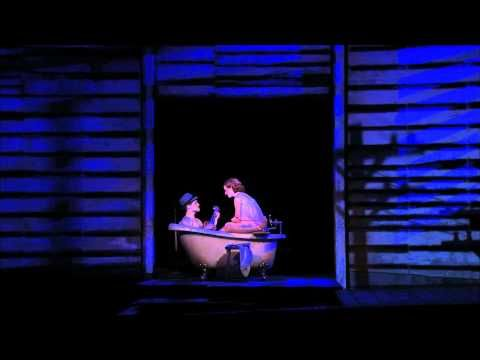 """Show Clips: """"Bonnie and Clyde"""" on Broadway Starring Jeremy Jordan and Laura Osnes"""