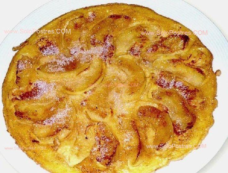 Manzanas gratinadas al ron postre f cil un rico postre de - Postres ligeros y rapidos ...